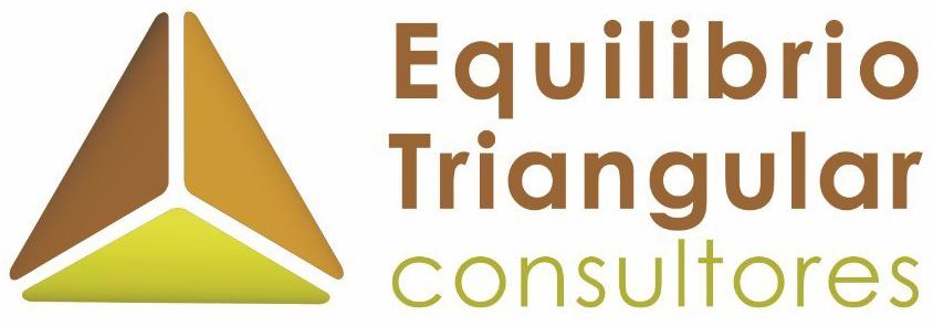 Equilibrio Triangular – Consultores Logo